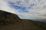 0:00 - Start of the hike on the Sierra Pelona West Mountainway (click thumbnails to see the full sized versions)