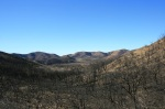 2:10 - View of La Jolla Valley from the Overlook Fire Road, top of the Wood Canyon Vista Trail