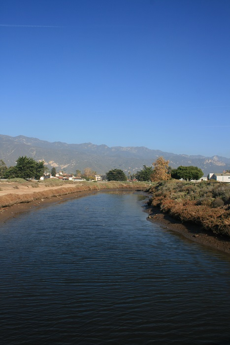 Franklin Creek, Carpinteria Salt Marsh Nature Park