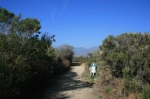 0:00 - Carpinteria Salt Marsh trail head (click thumbnails to see the full sized versions)