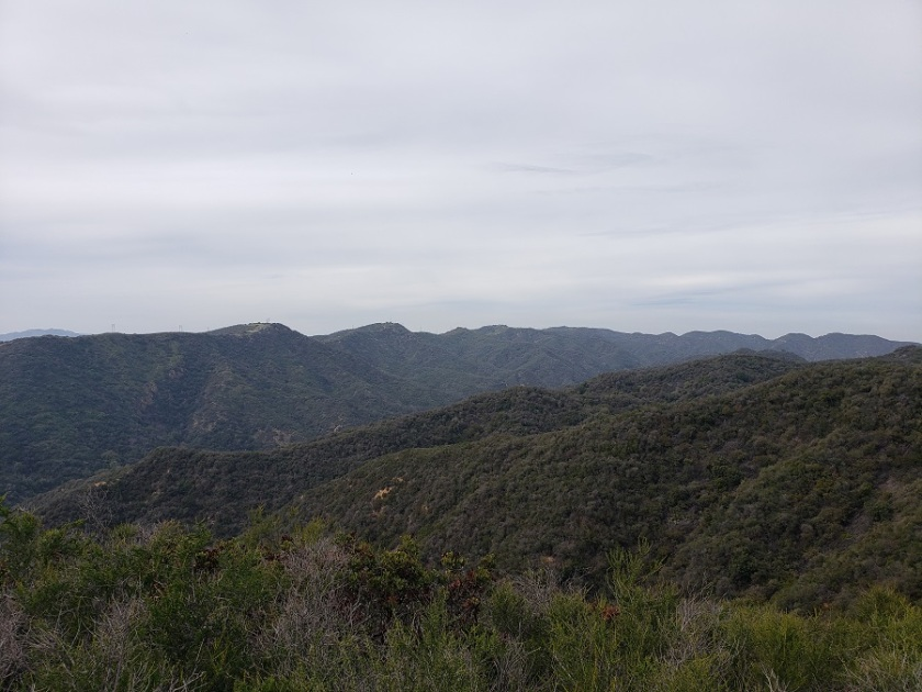 Goat Peak, Santa Monica Mountains, CA