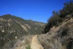 1:22 - Heading north toward the mountains above Romero Canyon