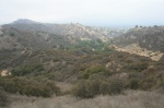 1:15 - Nice view from just before Old Topanga Canyon Blvd