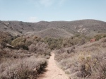 1:50 - Descending back into the canyon toward the end of the loop