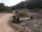 0:43 - Abandoned farm equipment in Long Canyon