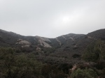 0:00 - View of geological outcrops from the trail head (click thumbnails to see the full sized versions)