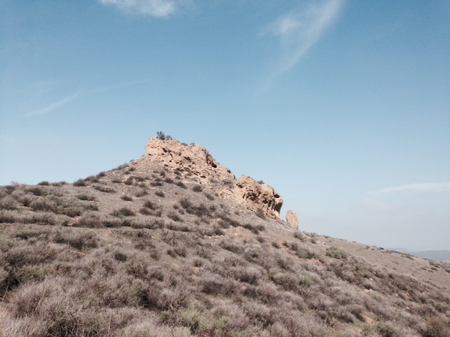 Geology on the Long Canyon Trail