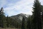 1:20 - View of Pine Mountain from the Pacific Crest Trail (turnaround point)