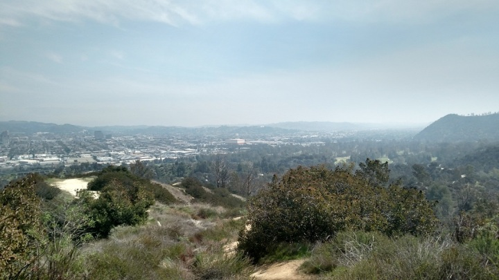 Condor Trail, Griffith Park