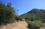 0:00 - Trailhead by the parking lot (click thumbnails to see the full sized versions)