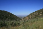 0:33 - View of the San Fernando Valley from the ridge (times are approximate)
