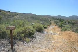 1:26 - Turnoff for the Del Norte campground