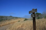 0:39 - Turnoff for the Del Norte Trail (times are approximate)