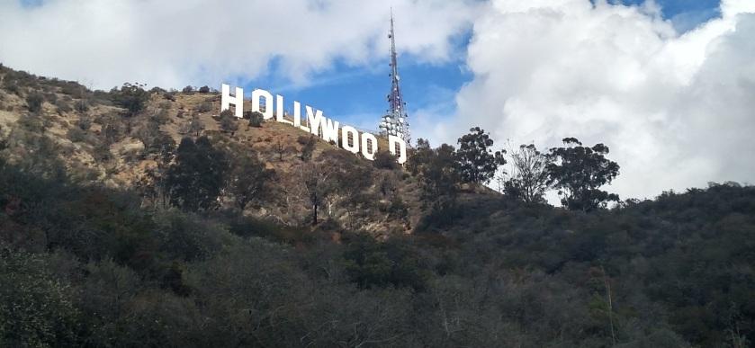 Hollywood Sign, CA