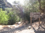 0:21 - Start of the Santa Cruz Trail (times are approximate)