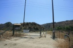 0:00 - Trail head on Tapo Canyon Road (click thumbnails to see the full sized versions)