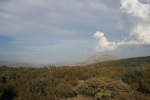 0:55 - Looking east toward Granite Mountain and the Anza-Borrego Desert from Glen's View