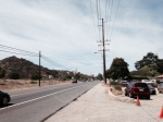 0:00 - Start of the hike, Laguna Canyon Road (click thumbnails to see the full sized versions)