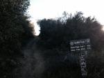 Backbone Trail, Santa Monica Mountains, Malibu, CA