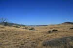 Panoramic view from the Soapstone Grade Fire Road, Cuyamaca Rancho State Park