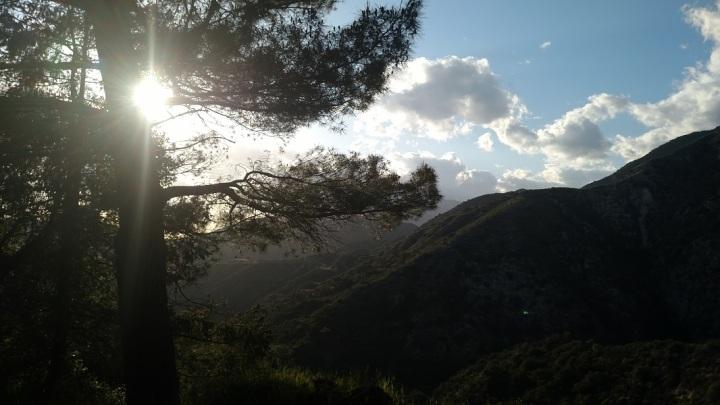Mt. Lowe Road, Altadena, CA