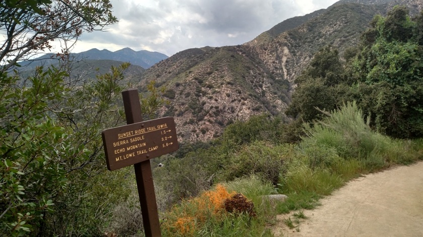 Sunset Ridge Trail, Altadena, CA