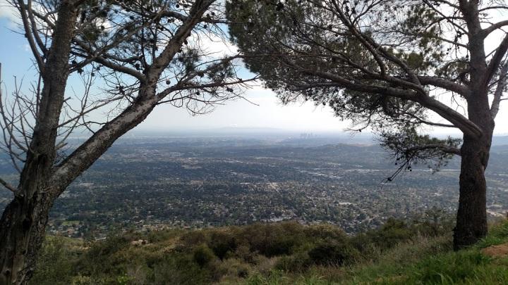 Sierra Saddle, Sunset Ridge Trail