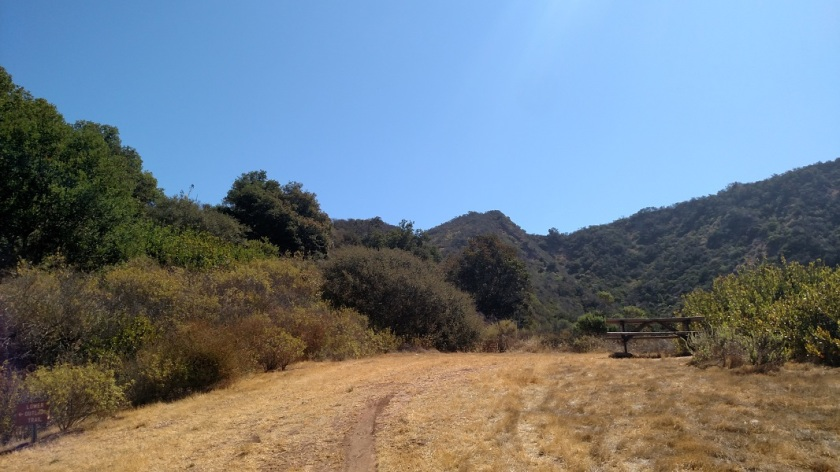 Upper Outlaw Trail, Arroyo Hondo Preserve