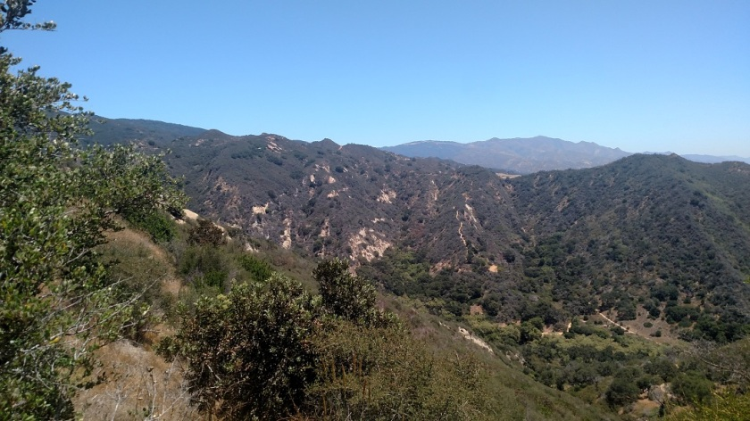 West Ridge Trail, Arroyo Hondo Preserve