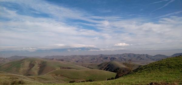 Bobcat Ridge Trail, Chino Hills State Park, CA