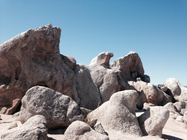 Eagle Rock, northeast San Diego County