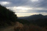 View from the Pratt Trail, Los Padres National Forest