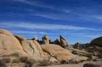 View from the Arch Rock Nature Trail, Joshua Tree National Park