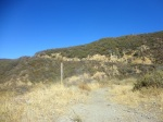 Beginning the descent into Pacoima Canyon, Angeles National Forest, Sunland, CA