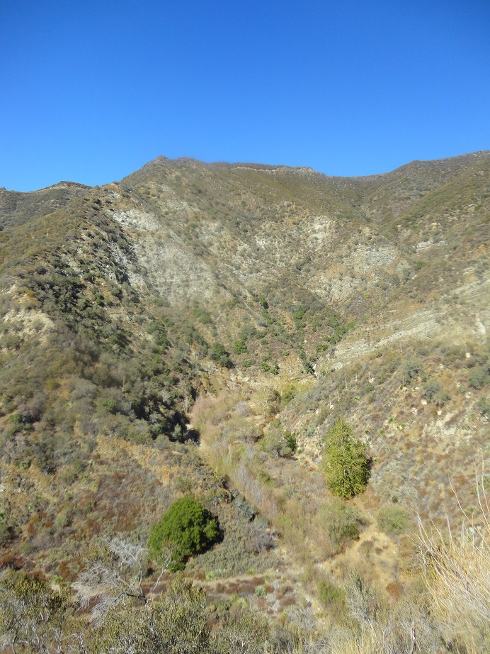 Pacoima Canyon, Angeles National Forest, Sunland, CA