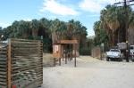 Visitor center, Coachella Valley Preserve, Thousand Palms, CA
