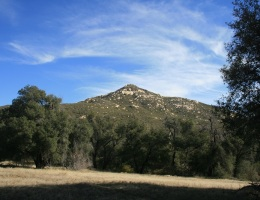 Oakzanita Peak, Cuyamaca Rancho State Park, San Diego County, CA