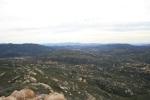 Oakzanita Peak southwest view