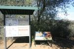 Trail head, Oak Oasis Open Space Preserve