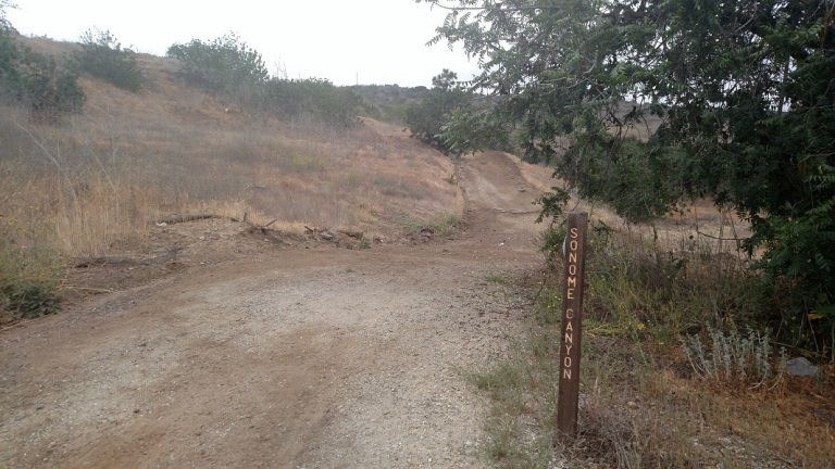 Sonome Canyon Trail, Chino Hills State Park