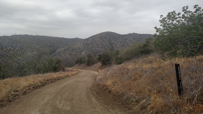 Sonome Canyon, Chino Hills State Park