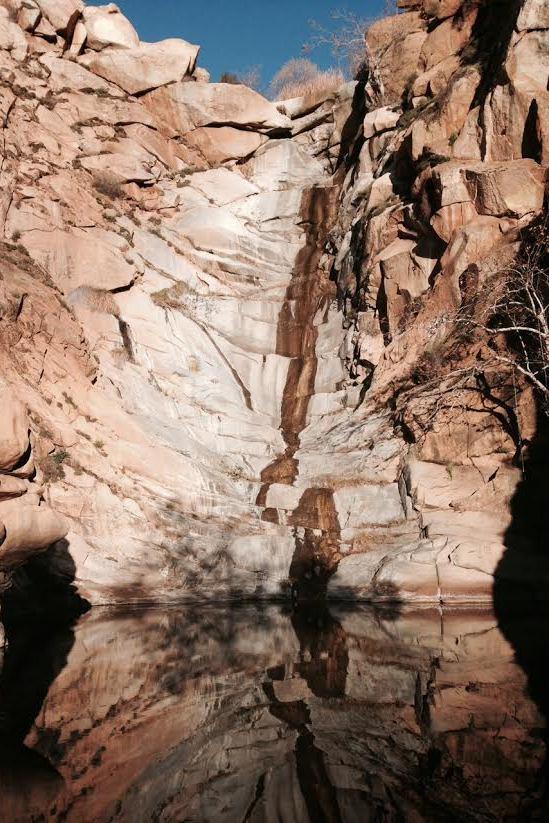 Cedar Creek Falls, Cleveland National Forest, San Diego County, CA