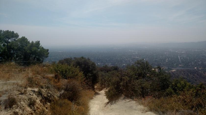 Altadena Crest Trail, San Gabriel Valley