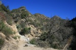 Colby Canyon Trail Head, Angeles Crest Highway, San Gabriel Mountains, CA
