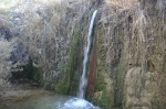 Waterfall at the Wind Wolves Preserve, San Joaquin Valley, CA