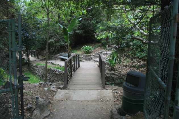 Ferndell, Griffith Park, Los Angeles