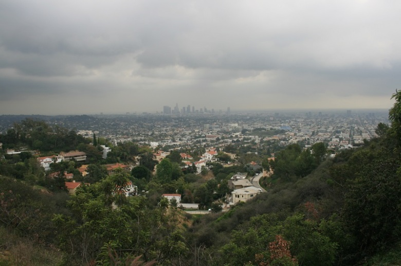 Downtown L.A. as seen from Griffith Park