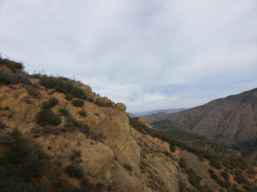 Santiago Trail, Orange County, CA