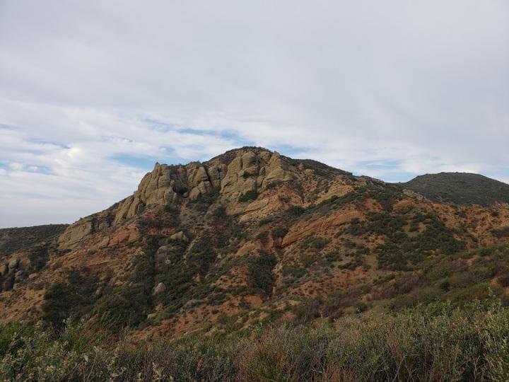Vulture Crags, Orange County, CA