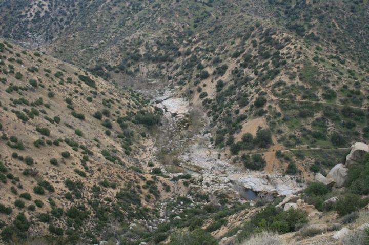 Deep Creek, San Bernardino National Forest, CA